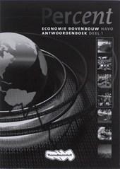 Percent 1 Economie bovenbouw havo Antwoordenboek