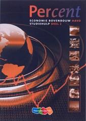 Percent Economie 2 Studiehulp bovenbouw Havo