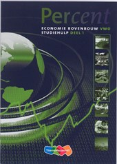 Percent 1 studiehulp economie bovenbouw VWO