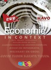 Economie in Context 1 Havo Informatieboek