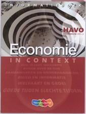 Economie in Context Havo bovenbouw Informatieboek