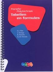 Tr@nsfer Polytechniek Tabellen en formules