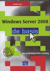 De Basis Windows Server | S. Gerz |