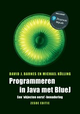 Programmeren in Java met BlueJ | David J. Barnes ; Michael Kölling |