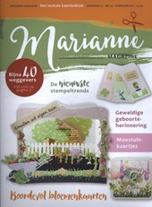 Marianne magazine jrg. 22 - nr. 33 voorjaar 2017