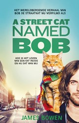 A street cat named Bob | James Bowen |