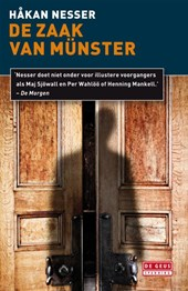 Van Veeteren-reeks De zaak van Münster
