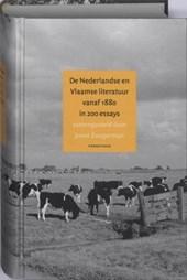 De Nederlandse en Vlaamse literatuur vanaf 1880 in 200 essays