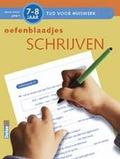 Tijd voor Huiswerk Oefenblaadjes- schrijven 7-8 jaar