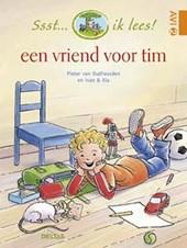 Ssst... ik lees! Een vriend voor Tim AVI 2/M3