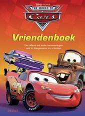 Disney Cars vriendenboek