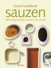 Groot handboek sauzen