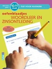 Woordleer en zinsontleding (10-11 jaar)