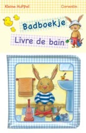 Kleine Huppel badboekje 1-3 jaar