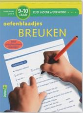 Oefenblaadjes Breuken 9-10 jr