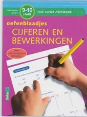 Tijd voor Huiswerk Oefenblaadjes- cijfers en bewerkingen 9-10 jaar