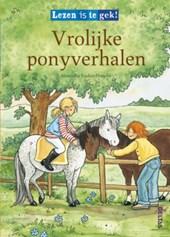 Lezen is te gek! Vrolijke ponyverhalen 7+