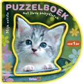 Mijn eerste puzzelboek met lieve babydieren