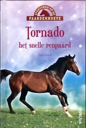 Tornado het snelle renpaard