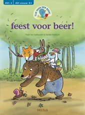 Tijd voor een boek - Feest voor beer! AVI E3