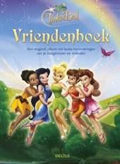 Disney Tinkerbell vriendenboek