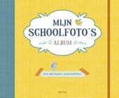 Mijn schoolfoto's Album (geel)