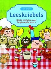 Leeskriebels Korte verhalen voor beginnende lezers  (AVI Start)