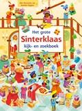 Het grote Sinterklaas kijk- en zoekboek | Gunter Segers (onze leukste sint- en kerstboeken)