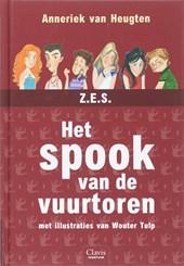 Het spook van de vuurtoren (Z.E.S. 1)
