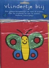 Vlindertje blij (knisperboekje)