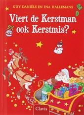 Viert de kerstman ook kerstmis? Miniboekje