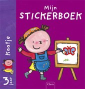 Mijn stickerboek: set 2x5 ex Karel & Kaatje
