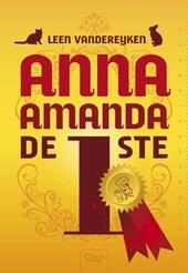 Anna Amanda de eerste