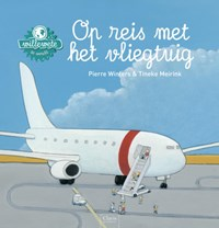Op reis met het vliegtuig | P. Winters |