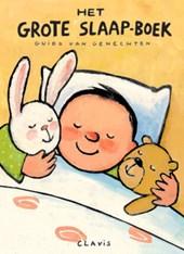 Clavisjes Het grote slaapboek