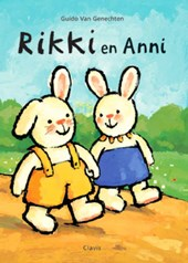 Rikki en Anni Clavisje pocketeditie
