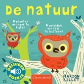 De natuur (geluidenboekje)