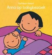 Anna op babybezoek