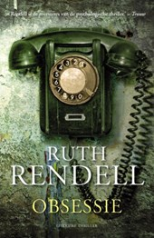 Obsessie | Ruth Rendell |