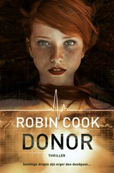 Donor | Robin Cook | 9789044975277