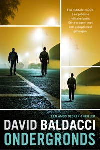 Ondergronds | David Baldacci |