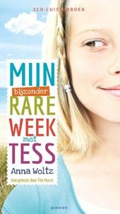 Mijn bijzondere rare week met Tess (3CD)