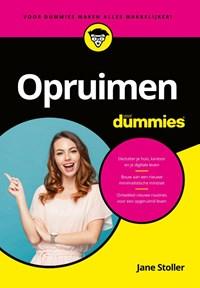 Opruimen voor Dummies | Jane Stoller |