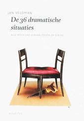De schrijfbibliotheek De 36 dramatische situaties