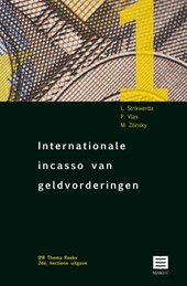 Internationale incasso van geldvorderingen