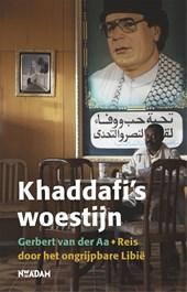 Khaddafi's woestijn