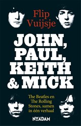 John, Paul, Keith and Mick | Flip Vuijsje |