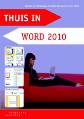 Thuis in Word 2010