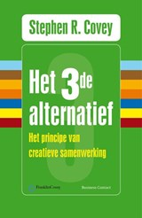 Het derde alternatief | Stephen R. Covey |