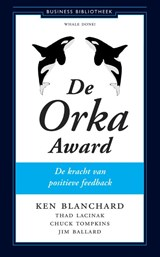 De Orka Award | Kenneth Blanchard |
